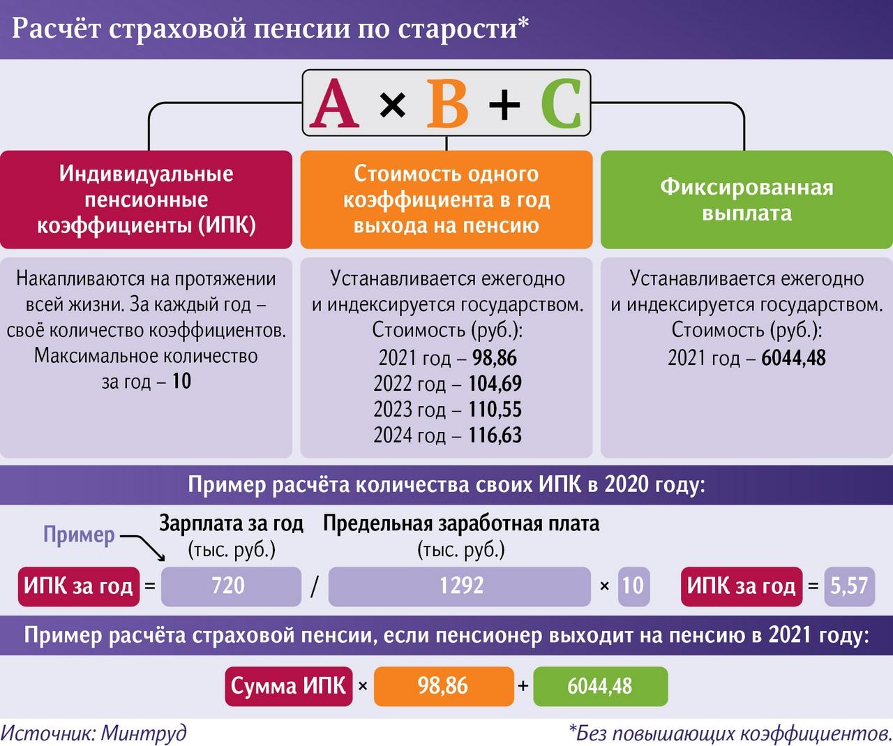 В России посчитали граждан, непонимающих пенсионную систему