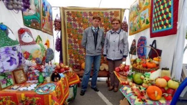 Ильинский район принял участие в Областной сельскохозяйственной выставке-ярмарке «Золотая осень – 2016»