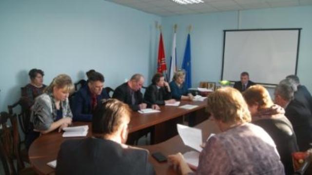 Главы поселений района обсудили рабочие вопросы