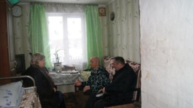 Обследование жилых помещений ветеранов ВОВ