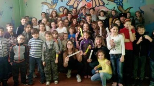 Профилактические акции ГИБДД в детских загородных лагерях.