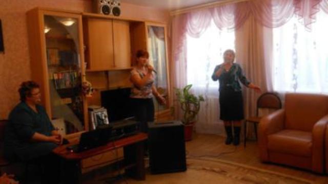Концертная программа для пожилых людей