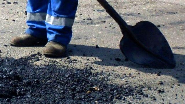 В Иванове продолжается ремонт дорожного полотна