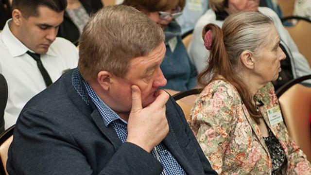 В Москве прошел Съезд Всеобщего объединения слабовидящих