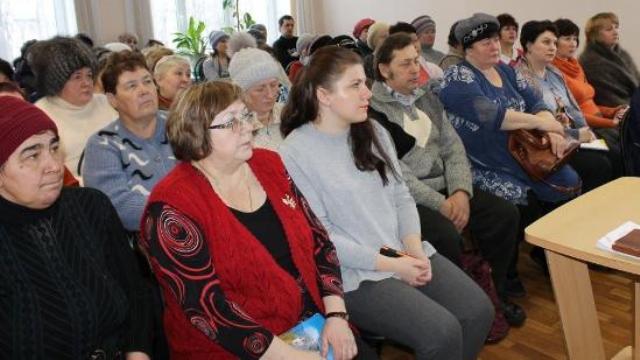 Сотрудники Заволжского ЦСО обсудили важные вопросы