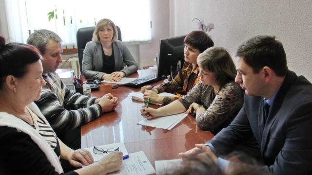 Состоялось заседание комиссии по социально-трудовым отношениям