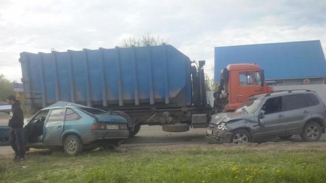 Подробности жуткой аварии в Ивановском районе