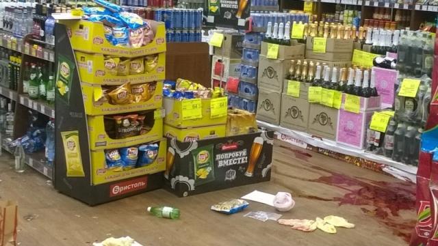 ВИванове убили продавца магазина