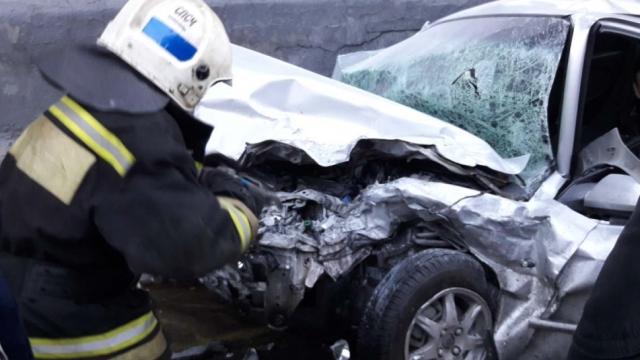 Подробности жуткой аварии в Иванове, есть пострадавшие