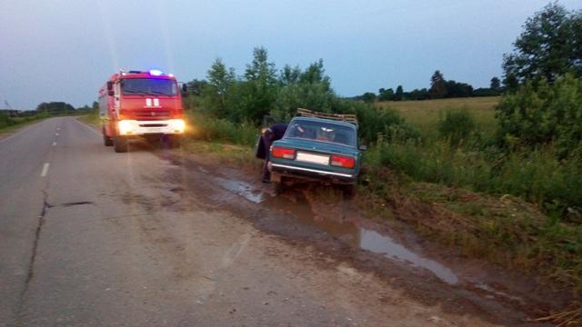ДТП в Родниковском районе, есть пострадавший