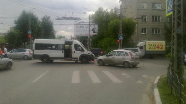 Подробности ДТП с автобусом в Иванове, есть пострадавшие
