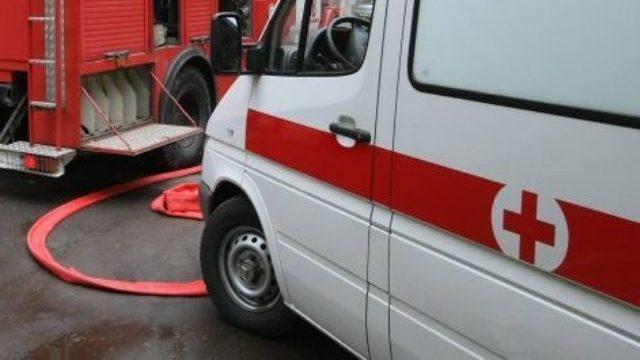 На пожаре в городе Вичуга, пострадал один человек