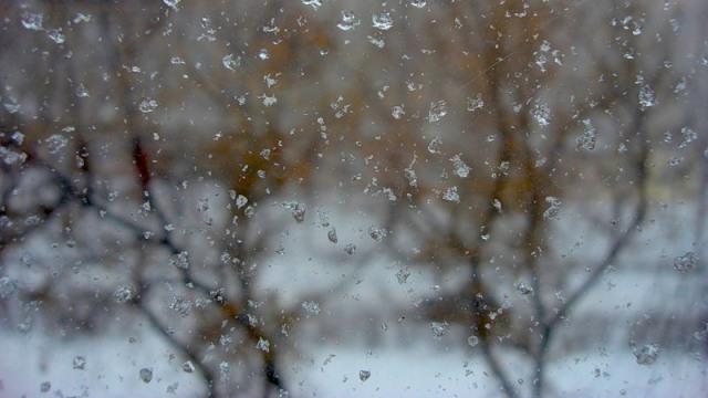 17 ноября в Ивановской области ожидается мокрый снег и дождь