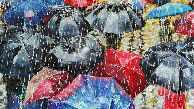 13 октября в Ивановской области ожидаются дожди