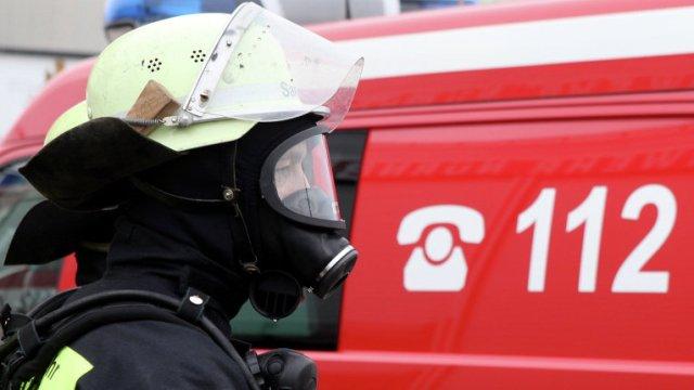 Один человек пострадал на пожаре в Кинешме