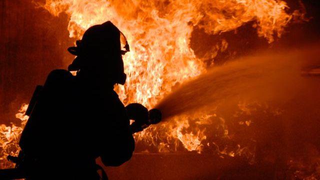 В городе Юрьевце ликвидирован пожар