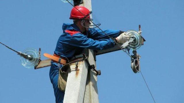 О массовых нарушениях электроснабжения в Ивановской области