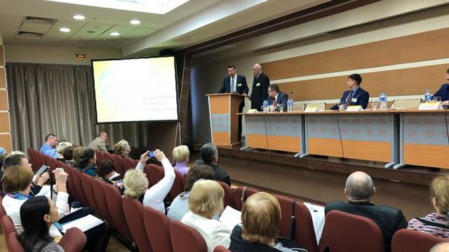 В столицеРФ состоялся III Съезд Всероссийского общества слабовидящих (ВОС)