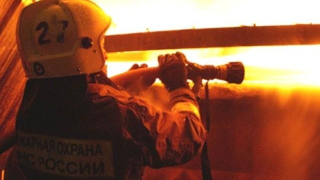 В городе Тейково в одной из квартир случился пожар