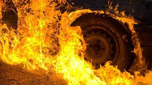 Пожар в Ивановском районе
