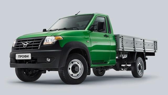 Новый УАЗ Профи – экономичное решение для малого и среднего бизнеса