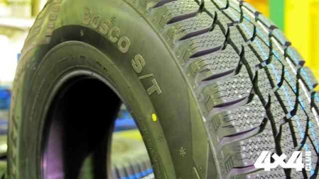 Эксперты автомобильного издания «Клуб 4х4» поделились секретами выбора шин для внедорожника