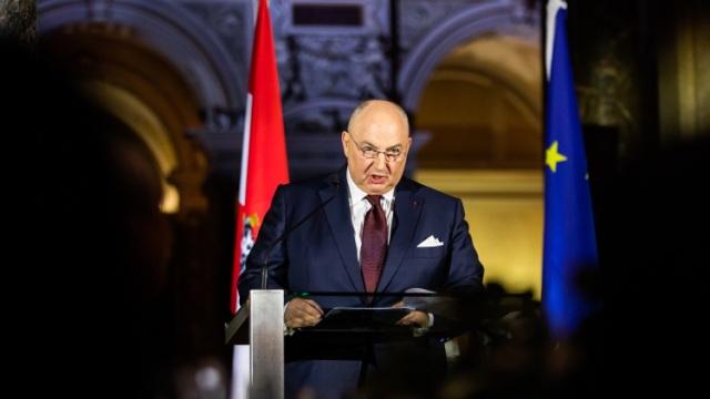 Президент ЕЕК Вячеслав Моше Кантор заявил о предельной важности просвещения молодёжи в вопросах истории Холокоста